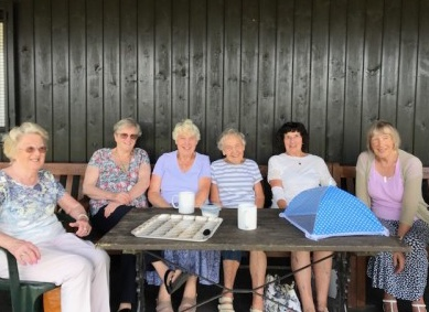 Harlow is 70: Why I Came Here: The Ladies at Harlow Cricket Club