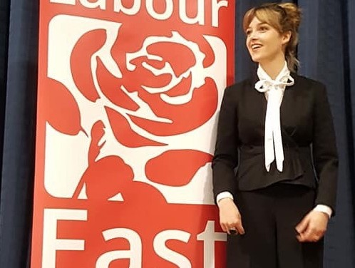 "Labour's parliamentary candidate: ""Some people should not be allowed to earn too much wealth"""