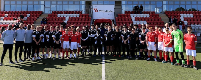 Tottenham launch football development partnership with Epping Forest College