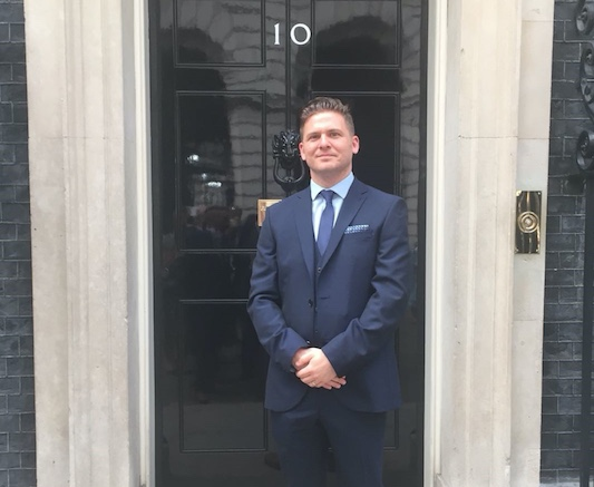 Much respected Burnt Mill teacher invited to 10 Downing Street