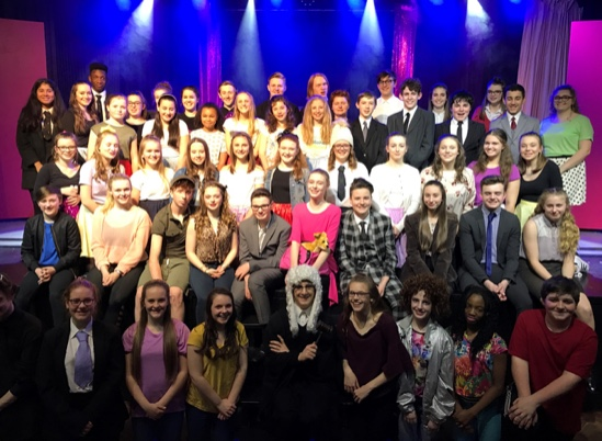 Legally Blonde a hit at Stewards Academy