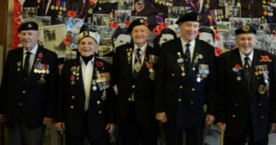 Harlow's Royal British Legion Remembrance Day concert