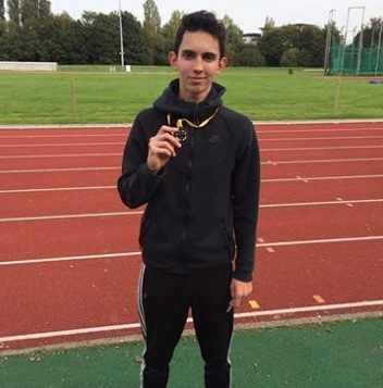 Athletics: Harlow's youngsters fry in Barnet!