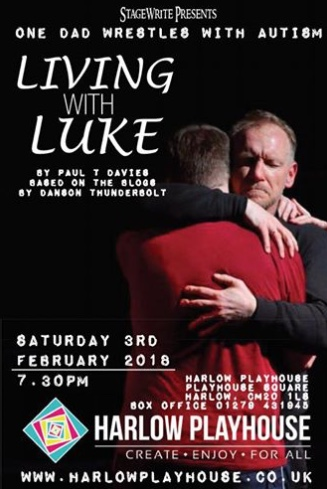Wrestling with Autism: Living with Luke at the Harlow Playhouse
