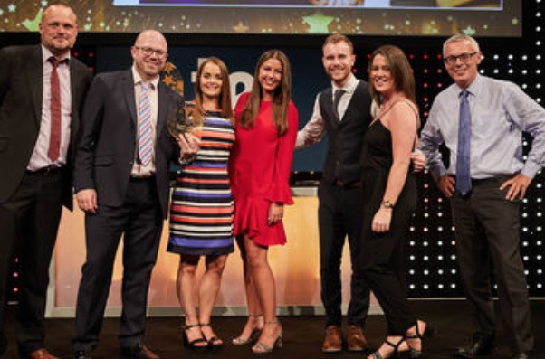 Longwood Primary win employer of the year award
