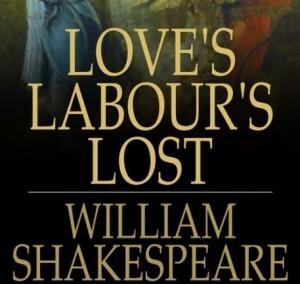 Love Labours Lost