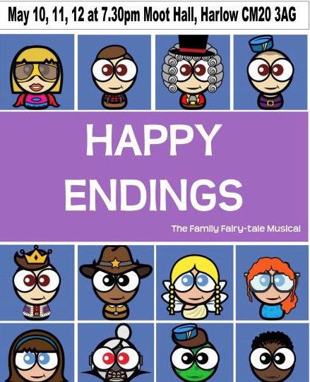 MHP Theatre hope to have Happy Endings
