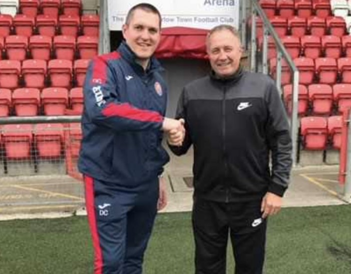 Football: Experienced coach joins Harlow Town