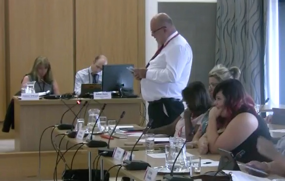 Harlow Council leader stands on financial record
