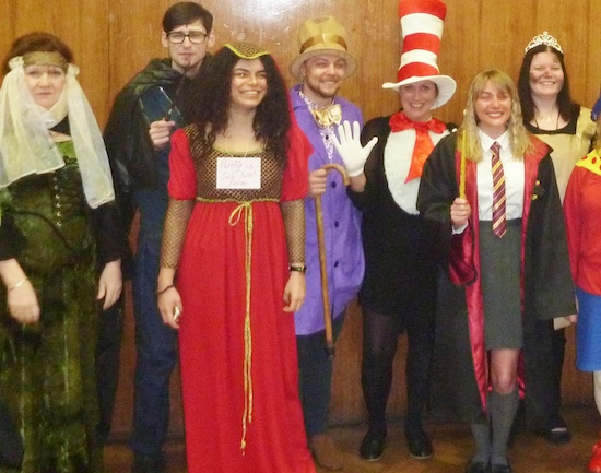 World Book Day at St Mark's