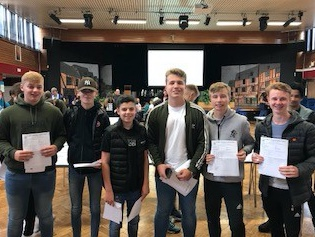Education: St Mark's celebrates the best results in Harlow for 2018