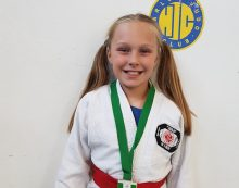 Judo: Millie triumphs in Red Belt Rumble