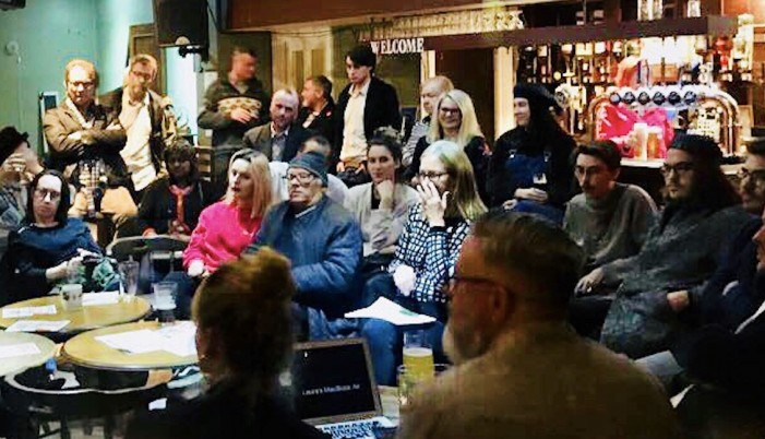 Harlow Momentum hold first meeting