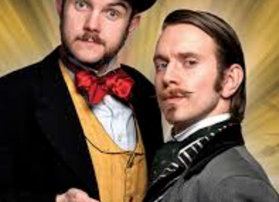 Morgan & West: More Magic For Kids at Harlow Playhouse