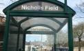 L is restored at Nicholls Field Bus Stop