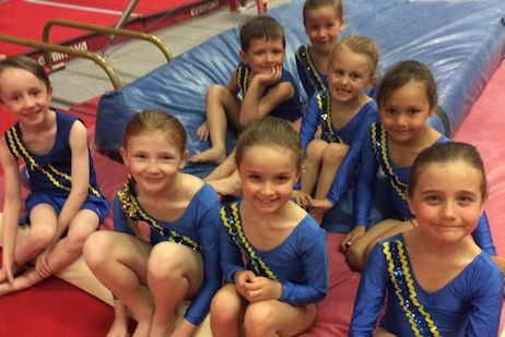 Gymnastics: St Nicholas' students triumph at Harlow competition