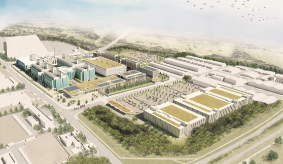 Public Health England submits £400 million planning application for world-leading science campus in Harlow