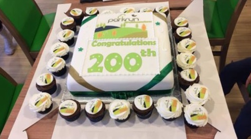 Come and celebrate Harlow parkrun 200