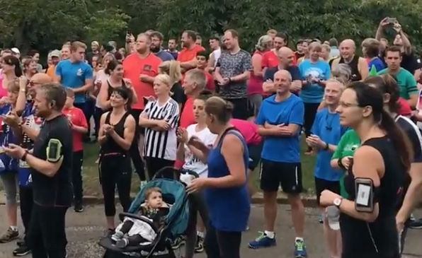 Record equalling number celebrate Harlow parkrun 200
