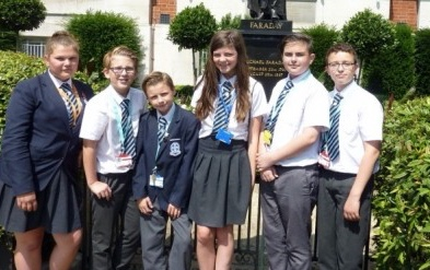 Passmores Academy shine at Technology competition in London
