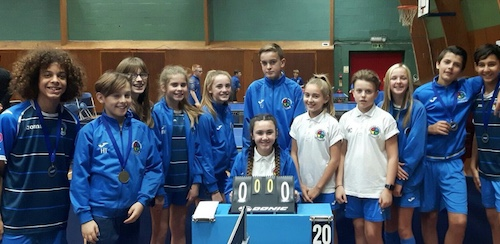 Table Tennis Win for Passmores Academy