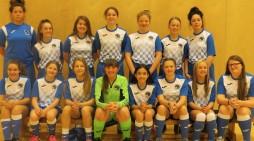 Champions: Passmores Academy Girls win