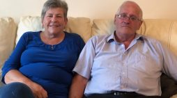 A Long marriage as Pat and Patsy celebrate their Golden Wedding