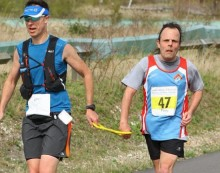Athletics: Paul does the double marathon in Cleethorpes