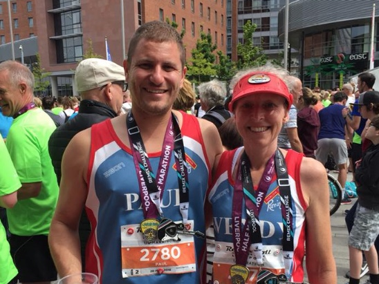 Athletics: Schroder's are all shook up after Liverpool Rock 'n' Roll running weekend