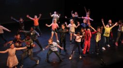 Pemberley Academy pupils shine on Harlow Playhouse stage