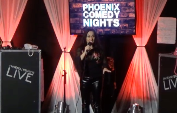 Feast of comedy at the Phoenix Club