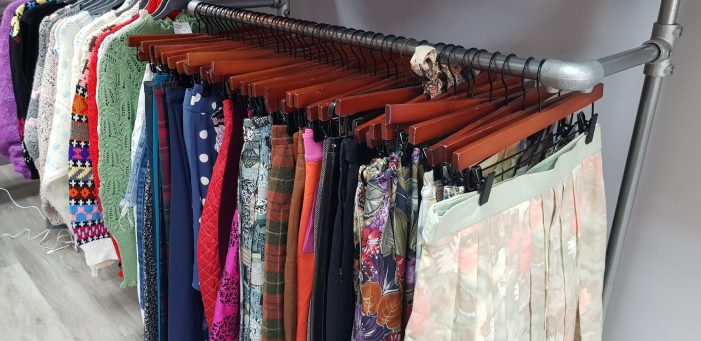New Retro charity shop appeals for donations