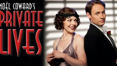 Take a look at Private Lives at Harlow Playhouse