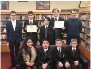St Mark's students recognised at Harlow Educational Awards
