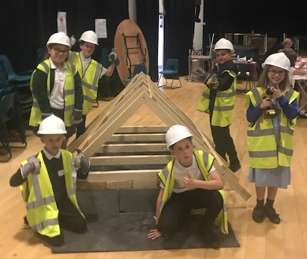 Purford Green and Potter Street pupils get secondary school experience