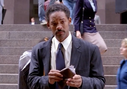 The Pursuit of Happyness at Harlow Playhouse