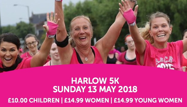 Race for Life takes place this weekend