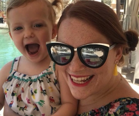 """Rebecca's Blog: Mental Health Week: """"From the moment I was pregnant"""""""