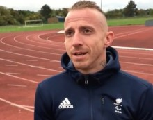 Athletics: Harlow's Richard Chiassaro selected for Commonwealth Games