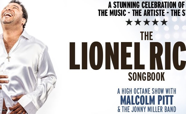 The Lionel Richie Songbook at the Harlow Playhouse