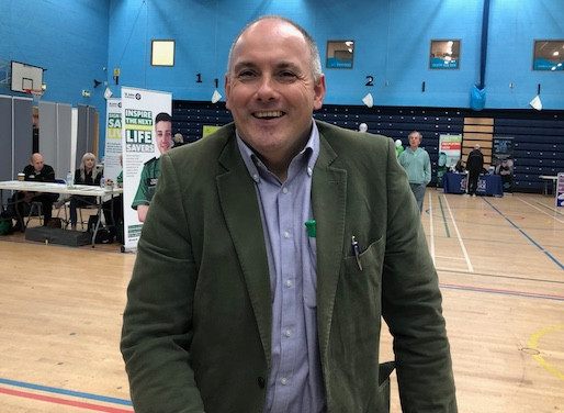 Harlow MP Robert Halfon set for pay rise