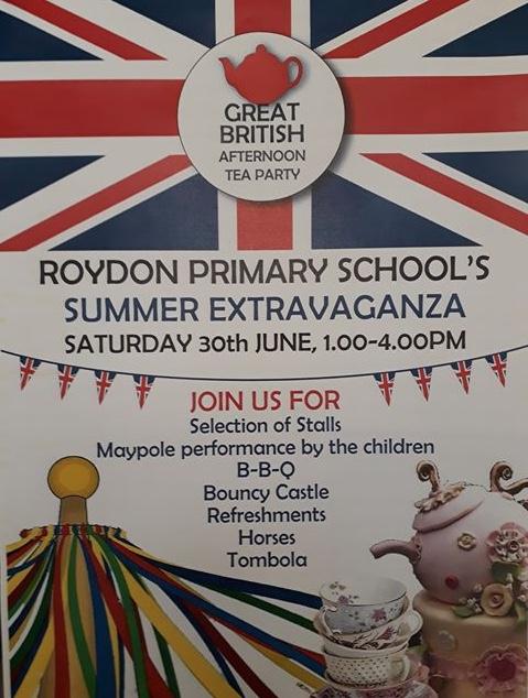Roydon Primary School Summer Fete