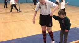 Burnt Mill students with special needs enjoy full PE programme