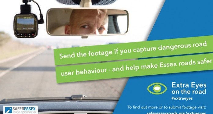 Police encourage Harlow road users to submit film footage