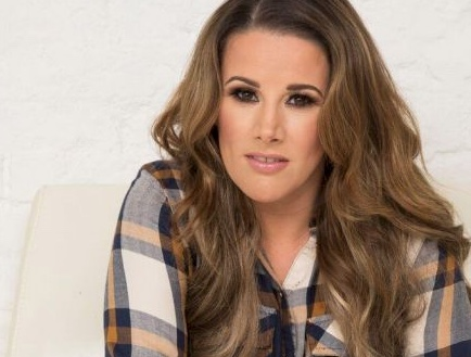 X factor winner Sam Bailey is at the Harlow Playhouse