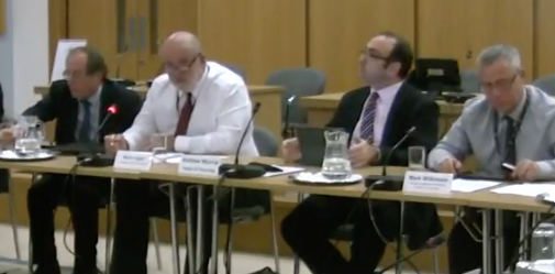 Harlow Council Cabinet meeting