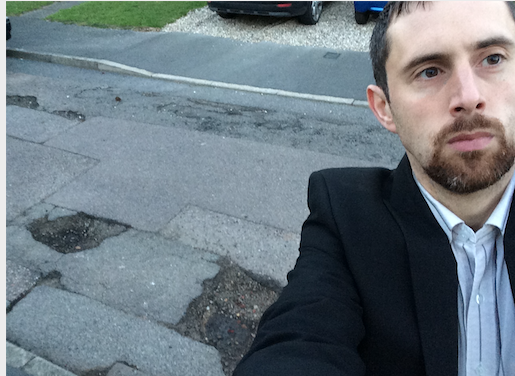 Letter to Editor: Harlow residents and businesses effected by pothole failure