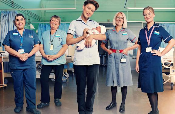 Princess Alexandra Hospital's maternity unit chosen for TV star's Emma Willis'  documentary series