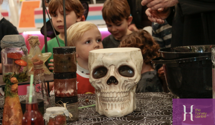 Halloween: Shiver your timbers at the Harvey Centre