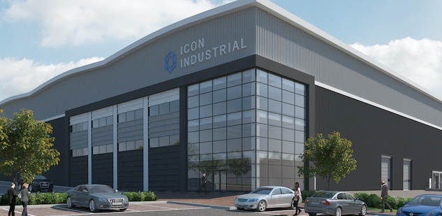 Icon Industrial launches half a million sq ft warehouse development in Harlow
